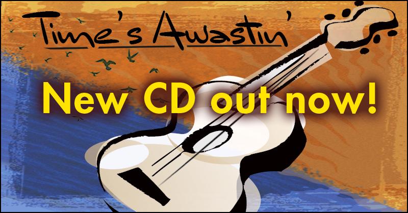 Lonny Balderston Time's Awasting CD